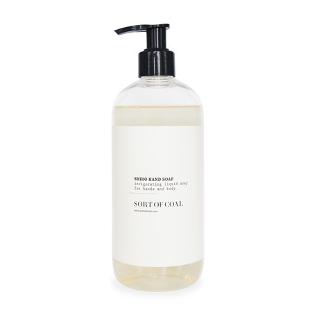 Shiro Hand + Body Soap // 500mL