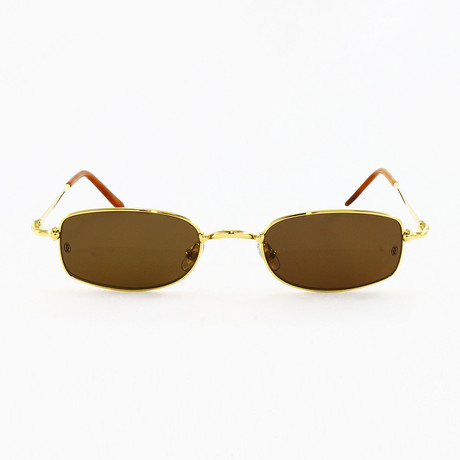 Unisex SAD86PZ3 Sunglasses // Pale Gold