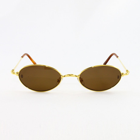Women's MIZ82PZ3 Sunglasses // Pale Gold