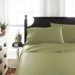 Signature Bamboo Collection Sheet Set // Sage (Twin)