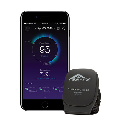 REM-Fit Sleep Monitor