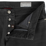 Brunello Cucinelli // Five Pocket Denim Jeans // Gray (44)