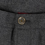 Brunello Cucinelli // Wool Five Pocket Jeans // Gray (44)