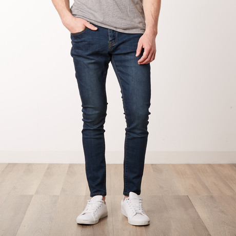 Essential Denim // Dark Blue (S)
