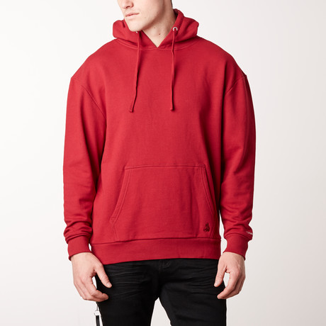 Perfect Hoodie // Oxblood (S)