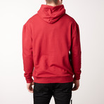 Perfect Hoodie // Oxblood (XL)
