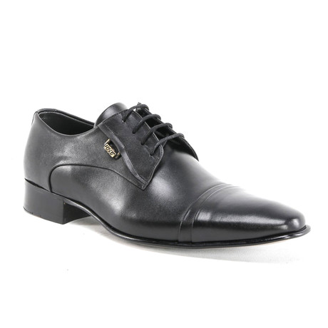 Arglas Leather Dress Shoes // Black (Euro: 37)