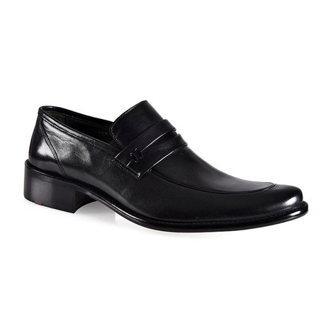Ewan Leather Loafers // Black (Euro: 37)