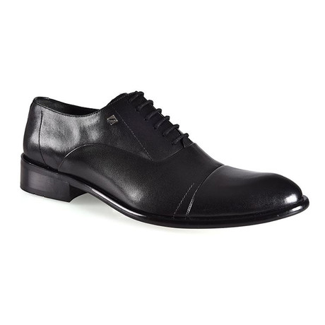 Klaus Leather Dress Shoes // Black (Euro: 37)