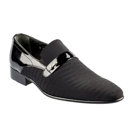 Dulland Contrast Loafers // Black (Euro: 37)