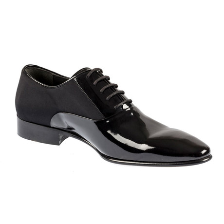 Sorean Contrast Dress Shoes // Black (Euro: 37)