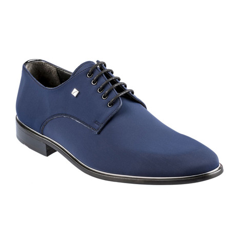 Voltak Dress Shoes // Navy Blue (Euro: 37)