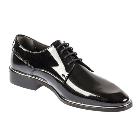 Kaza Dress Shoes // Black (Euro: 37)