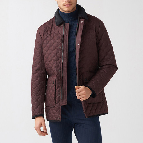 Sean Coat // Claret Red (Euro: 44)