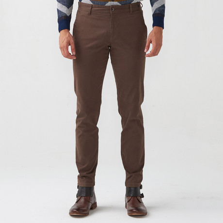 Pant // Khaki Brown (30WX34L)