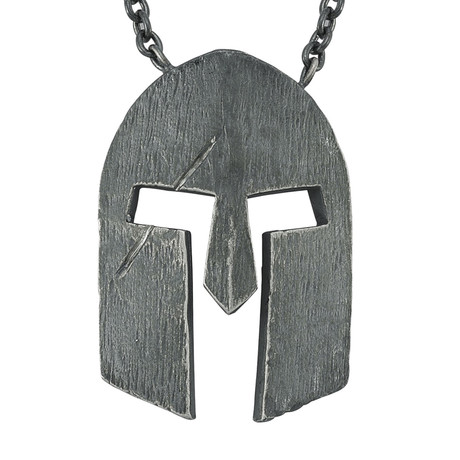 Viking Helm Necklace (60 cm // 24 in)