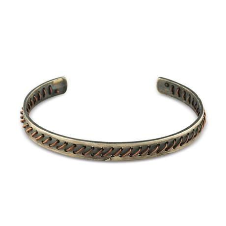 Wire Detail Bracelet (5–6 cm // 2–2.3 in)