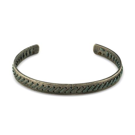 Threaded Detail Bracelet (5–6 cm // 2–2.3 in)