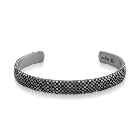 Checkered Bracelet (5–6 cm // 2–2.3 in)