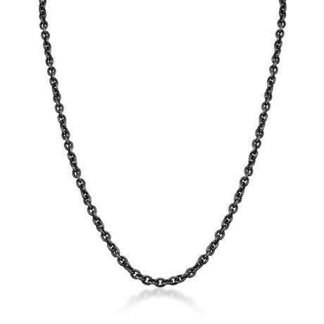 Mini Chain Necklace (60 cm // 24 in)