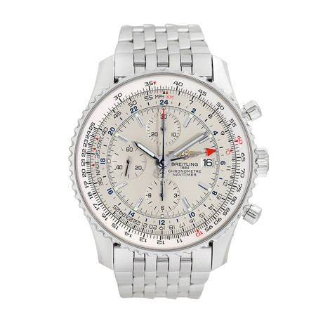 Breitling Navitimer World Chronograph Automatic // A24322 // Pre-Owned