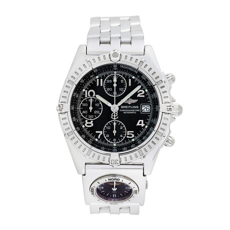 Breitling Chronomat Dual Time Automatic // A13352 // Pre-Owned