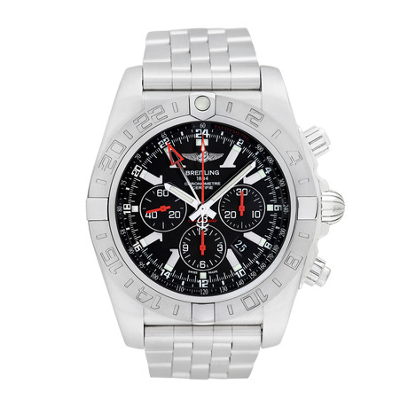 Breitling GMT Unlimited Chronograph Automatic // AB0412 // Pre-Owned