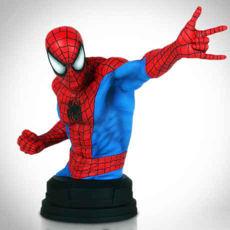 Spider-Man // Vintage 2013 // Limited Edition Bust Statue
