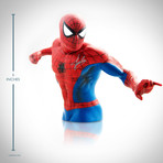 Spider-Man // Signed Stan Lee // Bust Bank Limited Edition Statue