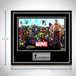 Stan Lee Memorial // Stan Lee Signed Poster // Custom Frame