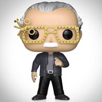 Stan Lee GOTG // Stan Lee Signed // Funko Pop