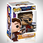 Star-Lord Guardians Of The Galaxy // Stan Lee Signed // Funko Pop