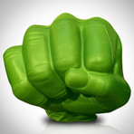 Hulk Fist Prop // Stan Lee Signed // Custom Museum Display (Signed Fist Only)