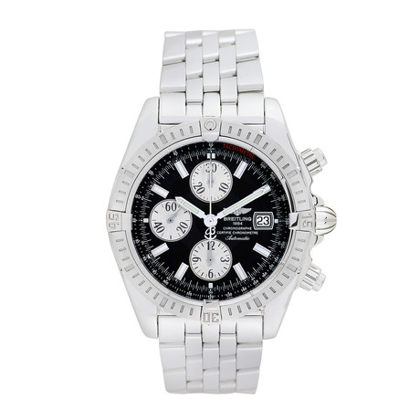 Breitling Chronomat Evolution Chronograph Automatic // A13350 // Pre-Owned