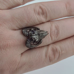 Black Series // Ram Skull Ring (12)