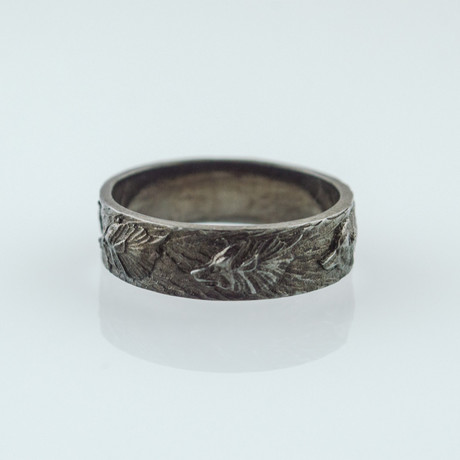 Black Series // Wolf Ring (5)