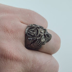Black Series // Odin's Skull + Ravens Ring (13)