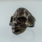 Black Series // Mandala Mask Ring (5)