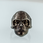 Black Series // Mandala Mask Ring (12)