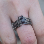 Black Series // Feathers Ring (6)