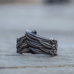 Black Series // Feathers Ring (5)