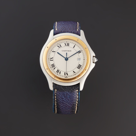 Cartier Cougar Quartz // 187904 // Pre-Owned