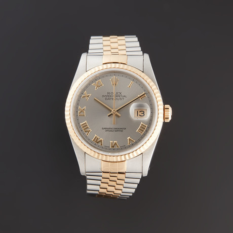 Rolex Datejust Automatic // 16233 // 5 Million Serial // Pre-Owned