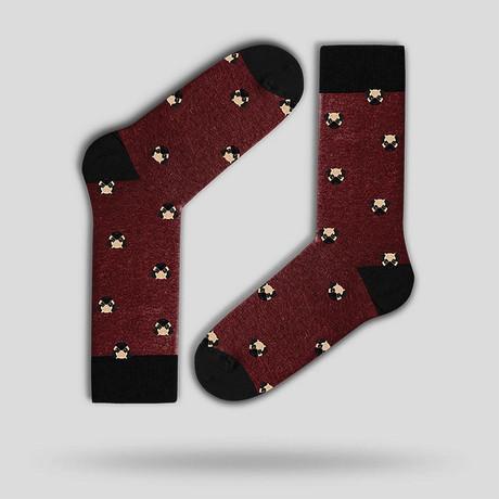 Spruce Socks
