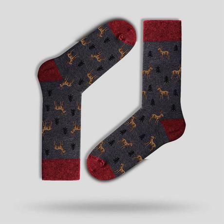 Camphor Socks
