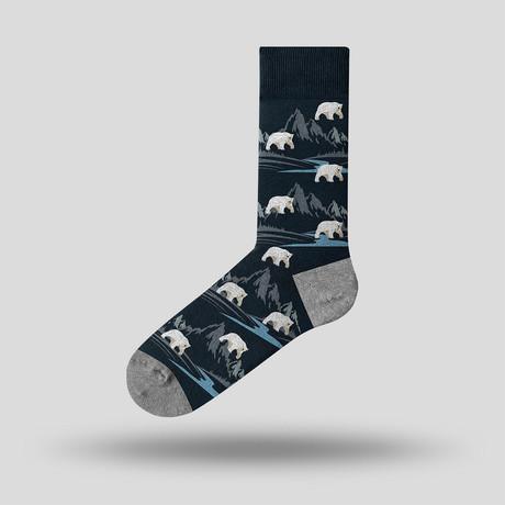 Pine Socks