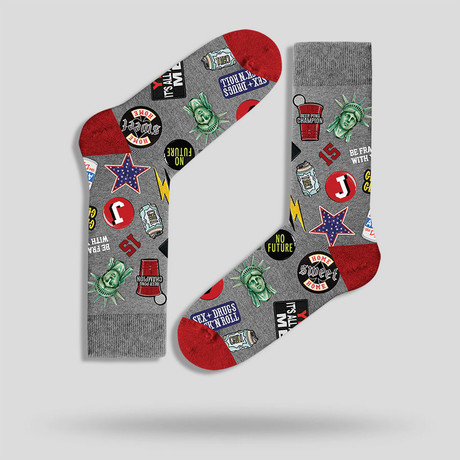 Linseed Socks