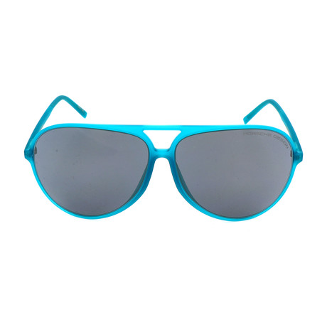 Men's P8595 Sunglasses // Blue