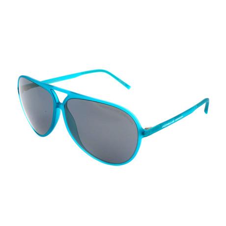 Men's P8595 Sunglasses // Blue