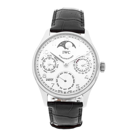 IWC Portuguese Perpetual Calendar Automatic // IW5022-19 // Pre-Owned